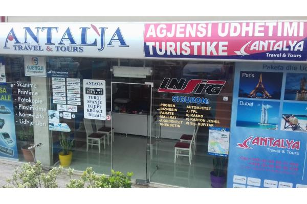 Antalya Travel & Tours - 1
